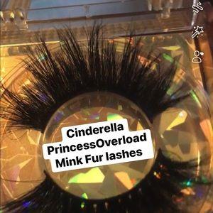 PrincessOverload Mink Fur lashes